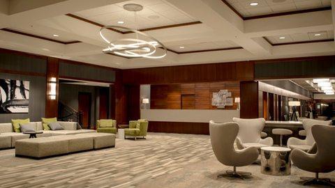 holiday inn fargo lobby new