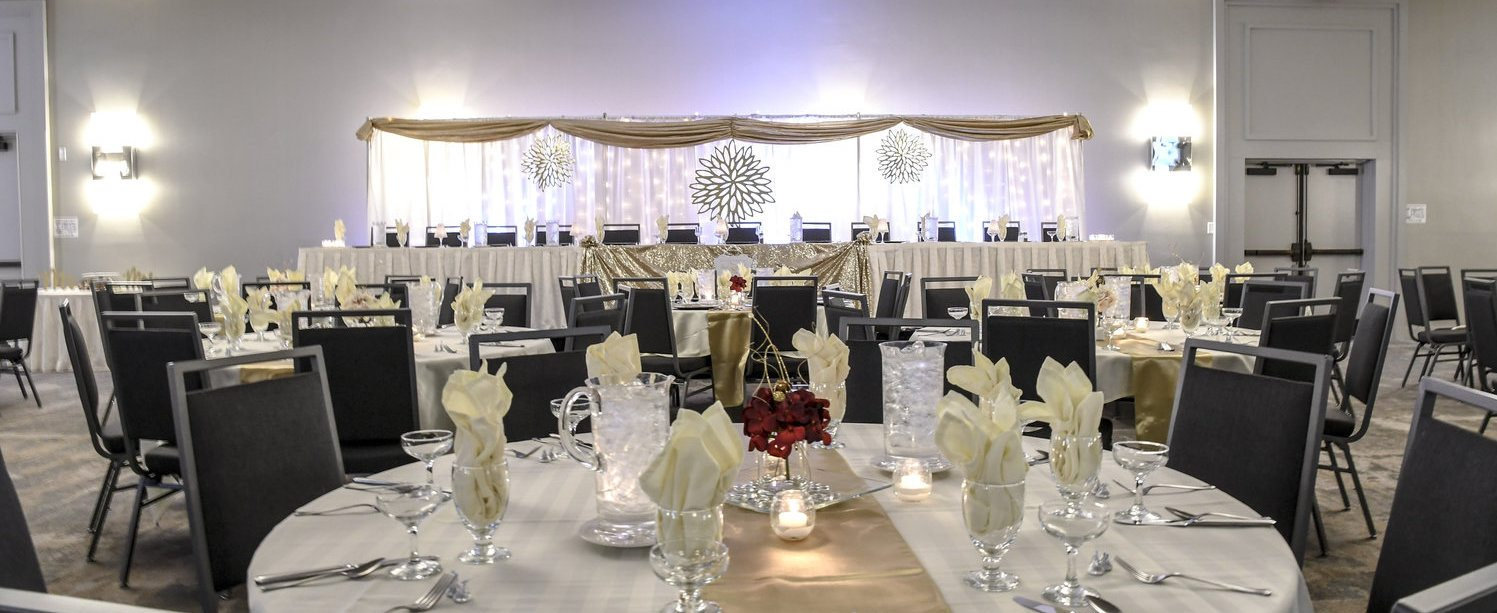 wedding reception hall venue fargo nd moorhead mn holiday